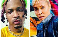 Rapper diz ter tido caso com mulher de Will Smith com autorização do ator