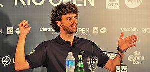 Guga recorda busca por nº 1 do tênis: 'Virou obsessão e me atrapalhou'