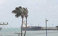 Semarh emite alerta para intensificação de ventos que podem chegar a 60 km/h em Alagoas