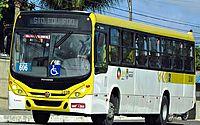 Ônibus circulam normalmente na capital após protesto de rodoviários
