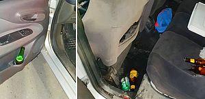 Lei Seca: dois motoristas são presos por embriaguez ao volante em operação no Tabuleiro dos Martins