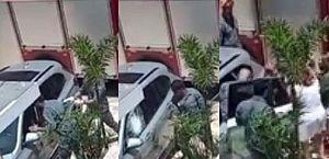 Bebê que ficou trancado em carro blindado tem alta em Jundiaí
