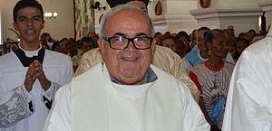 Covid-19: estado de saúde do padre Manoel Henrique segue estável