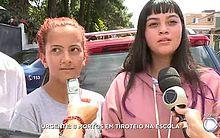 Alunas relatam drama após tiroteio matar seis pessoas em escola em Suzano (SP)