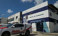 Suspeito de tráfico tenta fugir, atira contra PMs, mas é preso em Maceió