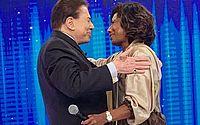 'Foi muito melhor do que sonhei', diz Gloria Maria sobre encontro com Silvio Santos