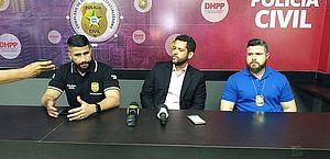 Não houve tortura psicológica de delegados contra mãe e padrasto de Danilo, diz MPE