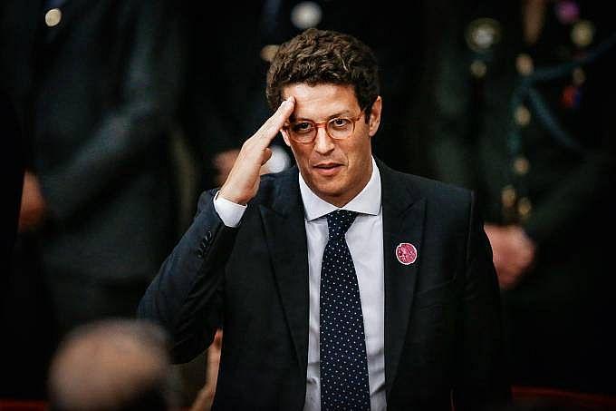 Ricardo Salles é ministro do Meio Ambiente no governo Bolsonaro