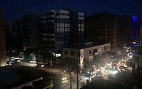 Vídeo: Maceió volta a registrar 'apagão' em vários bairros nesta quarta-feira