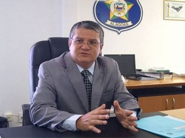 Delegado-geral Paulo Cerqueira