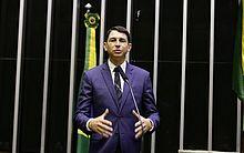 deputado Juninho do Pneu (DEM-RJ)