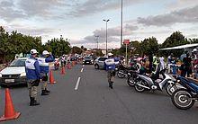 A operação foi realizada Avenida Delmiro Gouveia no Bosque das Arapiracas