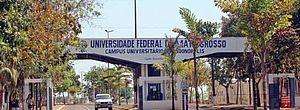 Universidade em MT tem energia cortada por falta de pagamento
