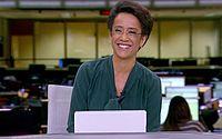 Zileide Silva se enrola e acaba dando notícia antes da hora