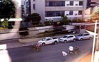 Homem que atirou em motociclista deve ser indiciado por tentativa de homicídio