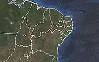 Nordeste espera por forte calor e chuvas esparsas nesta terça-feira (24)