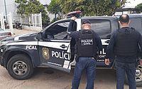 Foragido da Justiça, suspeito de homicídio é preso em Arapiraca