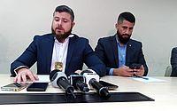 Thiago Prado e Fábio Costa: delegados rebatem denúncias