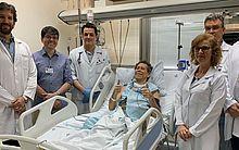 Paciente com linfoma foi atendido em Ribeirão Preto; técnica conhecida como terapia de células CAR-T foi usada pela primeira vez na América Latina