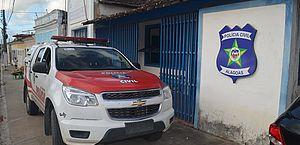 O suspeito foi levado para o 17º Distrito Policial