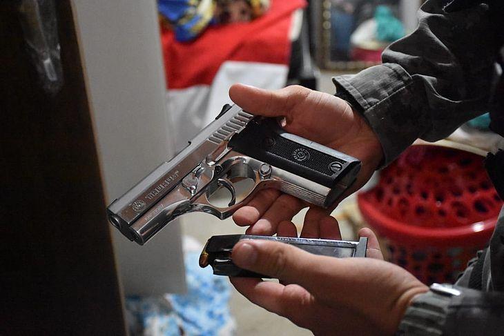 Operação nacionais apreendeu drogas e armas e prendeu sete acusados em Alagoas