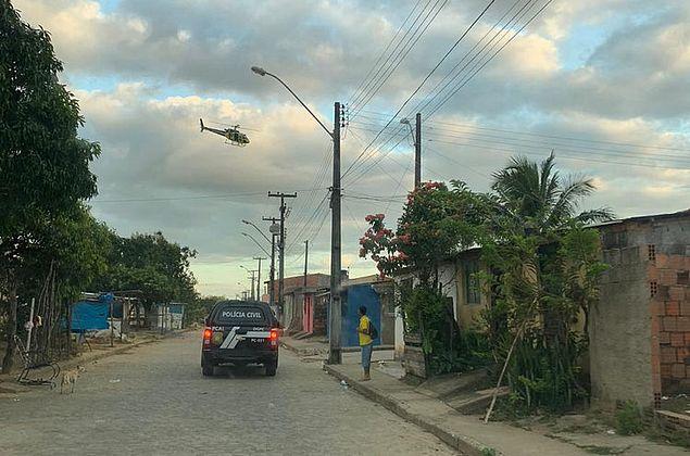 Polícia prende no Benedito Bentes suspeito de matar e decapitar membro de facção rival