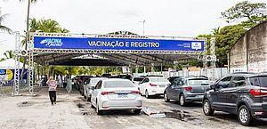 723.551 doses das vacinas contra a Covid-19 foram aplicadas em Alagoas