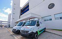 Hospital Metropolitano já está com quase metade dos leitos ocupados