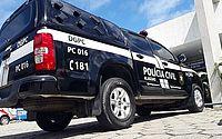 PC prende idoso suspeito de abusar sexualmente uma menor de idade há 4 anos em Paripueira