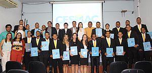 Vinte e dois novos árbitros de futebol se formam pelo Cesmac