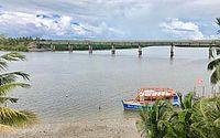 Renan Filho assina ordem de serviço para recuperar a ponte do Gunga nesta segunda