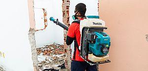 Controle de pragas em imóveis desocupados ajuda no combate à dengue