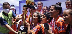 UDA vence Acauã e conquista o tricampeonato da Copa Rainha Marta