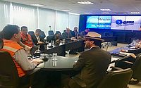 Órgãos federais debatem ações integradas para os bairros Pinheiro, Mutange e Bebedouro, em Maceió