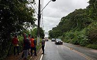 Defesa Civil de Maceió interdita totalmente trânsito na Ladeira de Fernão Velho