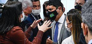 """Rosário chama Tebet de """"descontrolada"""" e CPI é suspensa após confusão"""