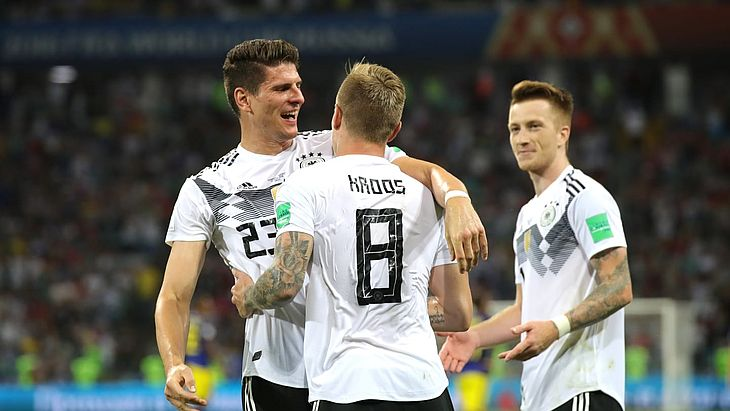 Reprodução/World Cup 2018