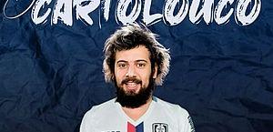 Resende anuncia contratação de Cartolouco para disputa do Carioca