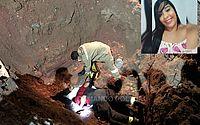 Mulher desaparece após ser engolida por cratera durante chuvas em Garanhuns