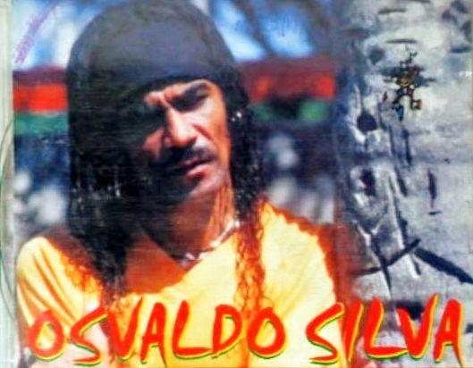 Capa de um dos cds do cantor