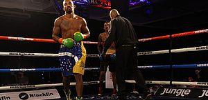 Boxe: pandemia adia sonho de Esquiva de lutar pelo cinturão para 2021