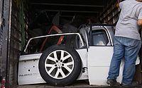 Homem é preso em local de desmanche de veículos no bairro do Prado