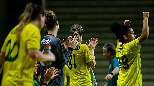 Meninas do Brasil garantiram vaga no Mundial de 2019