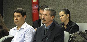 Marcos e Manoel Cavalcante sentam mais uma vez no banco dos réus