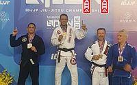 """Membros do programa """"Na Base do Esporte"""" conquistam medalhas no jiu-jitsu"""