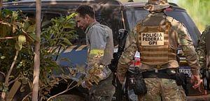 Dois são presos por ajudar Lázaro na fuga; polícia investiga mais pessoas