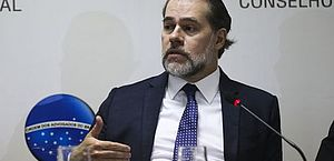 O presidente do Supremo Tribunal Federal (STF), ministro Dias Toffoli, voltou a impedir entrevista de Lula.