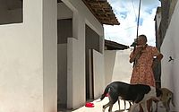 Após emocionar a web, idosa ganha novo lar para os animais e tem casa reformada em Boca da Mata