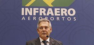 Novo presidente da Infraero diz que sua missão é reestruturar empresa