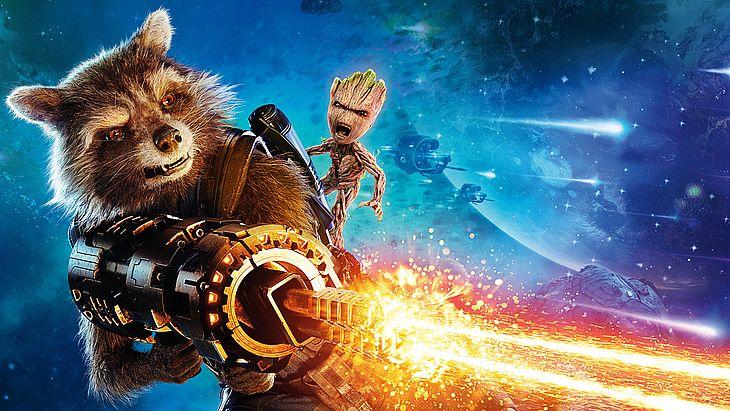 Rocket, personagem de Guardiões da Galáxia, foi inspirado no guaxinim Oreo